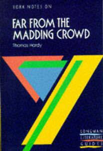 Barbara-Murray-York-Notes-Thomas-Hardy-Far-From-The-Madding-Crowd-Book