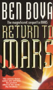 Ben-Bova-Return-to-Mars-Book