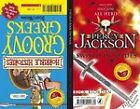 Percy Jackson and the Sword of Hades / Horrible Histories: Groovy Greeks - World Book Day Stock Pack by Rick Riordan, Terry Deary (Shrink-wrapped pack, 2009)