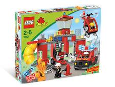 LEGO Duplo Feuerwehr-Station-Baukästen & -Sets