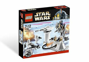 LEGO Star Wars 7749  Echo Base - NEW & SEALED