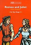 Letts Explore Romeo and Juliet For Key Stage 3, Good Condition Book, Simpson, Ro