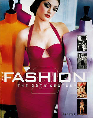 Icons of Fashion: The 20th Century (Icons S.)   Book