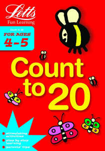 Letts-Fun-Learning-Count-to-20-Age-4-5-Anon-Good-Book