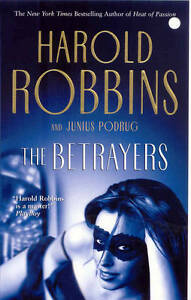 HAROLD-ROBBINS-JUNIUS-PODRUG-THE-BETRAYERS-Book