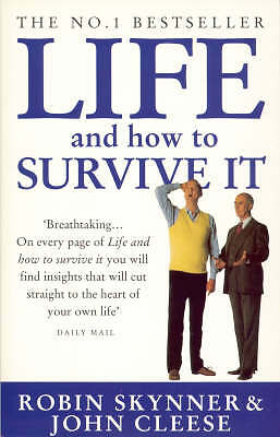 Life, and How to Survive it by Robin Skynner, John Cleese (Paperback, 1996)