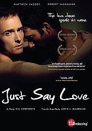 Just Say Love (DVD, 2011)