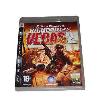 Tom Clancy's Rainbow Six: Vegas 2 (Sony PlayStation 3, 2008)