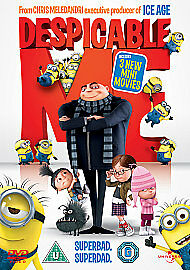 Despicable Me DVD 2011 - Builth Wells, Powys, United Kingdom - Despicable Me DVD 2011 - Builth Wells, Powys, United Kingdom