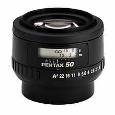 PENTAX Standard Camera Lenses 50mm Focal