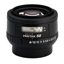 Pentax Standard Camera Lenses 50mm Focal