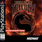 Mortal Kombat Trilogy (Sony PlayStation 1, 1996) - European Version