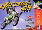 Nintendo Video Games Excitebike 64