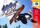 1080 ° Snowboarding NTSC-J (Japan) Video Games