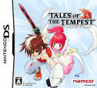 Tales of the Tempest (Nintendo DS, 2006) - Japanese Version