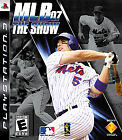 MLB 07: The Show (Sony PlayStation 3, 2007)