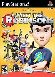 meet the robinsons sony playstation 2 2007 ebay