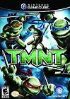 TMNT Nintendo GameCube Video Games