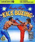Andre Panza Kick Boxing (TurboGrafx-16, 1991)