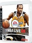 NBA Live 08  (Sony Playstation 3, 2007) (2007)