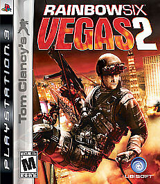 Tom-Clancy-039-s-Rainbow-Six-Vegas-2-Sony-PlayStation-3-2008-Complete