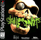 Skullmonkeys (Sony PlayStation 1, 1997)
