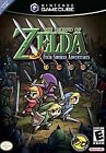 Legend of Zelda: Four Swords Adventures (Nintendo GameCube, 2004)