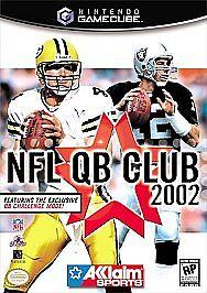 NFL-QB-Club-2002-Game-Cube-Gamecube-Wii-Complete-EC