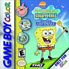 SpongeBob SquarePants: Legend of the Lost Spatula (Nintendo Game Boy Color, 2001)