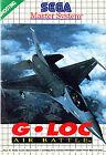 G-LOC: Air Battle (Sega Master, 1991)