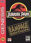 Jurassic Park 1993 Video Games