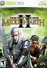 Lord of the Rings: The Battle for Middle-earth II (Microsoft Xbox 360, 2006)