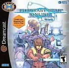 Phantasy Star Online Ver. 2 (Sega Dreamcast, 2001) - Japanese Version