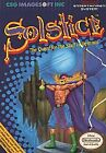 Solstice: The Quest for the Staff of Demnos (Nintendo Entertainment System, 1990)