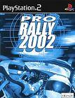 Pro Rally 2002 (Sony PlayStation 2, 2002)