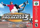 Tony Hawk's Pro Skater 3 (Nintendo 64, 2002)