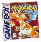 Pokemon: Red Version (Nintendo Game Boy, 1998)