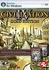 Sid Meier's Civilization IV: Gold Edition  (PC, 2007) (2007)