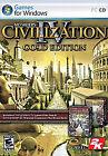 Sid Meier's Civilization IV: Gold Edition (PC, 2007)