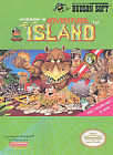 Adventure Island Nintendo NES Boxing Video Games