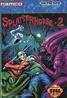 Splatterhouse 2 SEGA Video Games