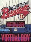 Virtual League Baseball (Nintendo Virtual Boy, 1995)