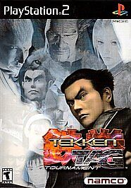 tekken tag tournament greatest hits sony playstation 2 2002 ebay