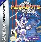 Medabots AX: Rokusho Ver. (Nintendo Game Boy Advance, 2002)