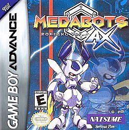 Medabots-AX-Rokusho-Ver-Game-Boy-Advance-GBA-Game