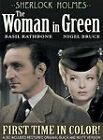 Sherlock Holmes and the Woman in Green (DVD, 2005)