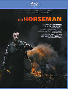 Blu-ray-DVD-New-shrinkwrap-The-Horseman-R-2010