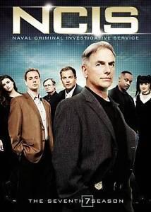 NCIS Season 7 Mark Harmon, David McCallum, Pauley Perrette, Sean Murray, Micha - $5.07