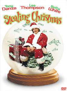DVD-TONY-DANZA-BETTY-WHITE-LEA-THOMPSON-Stealing-Christmas-2004