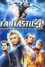 The Fantastic Four: Rise of the Silver Surfer (DVD, 2009, Dual Side; Movie Cash)